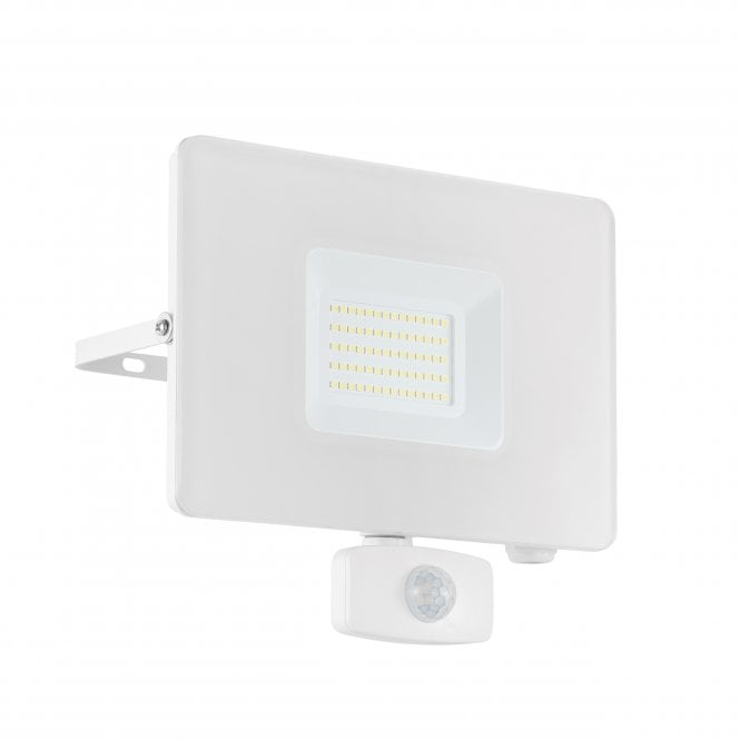 Eglo Faedo 3 LED IP44 Outdoor 50w PIR Sensor Flood Light