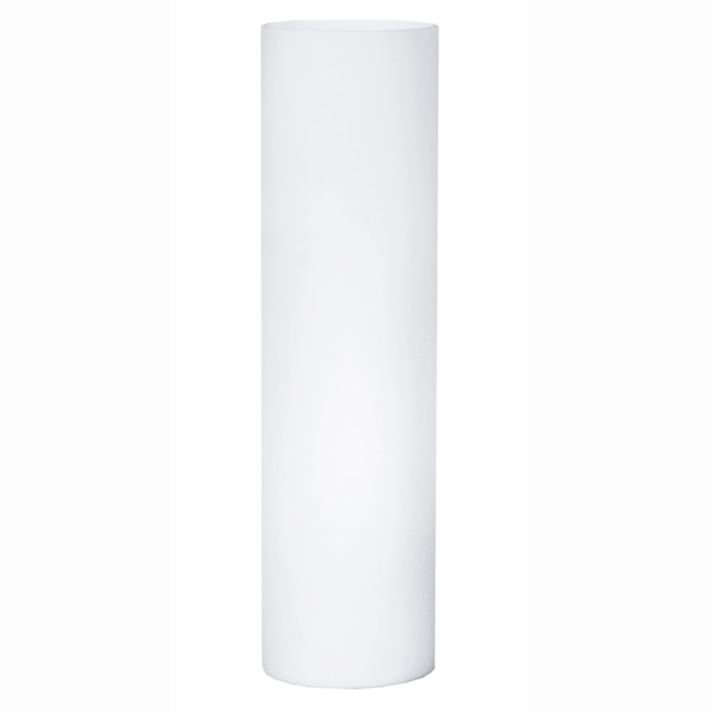White Opal Glass Table Lamp