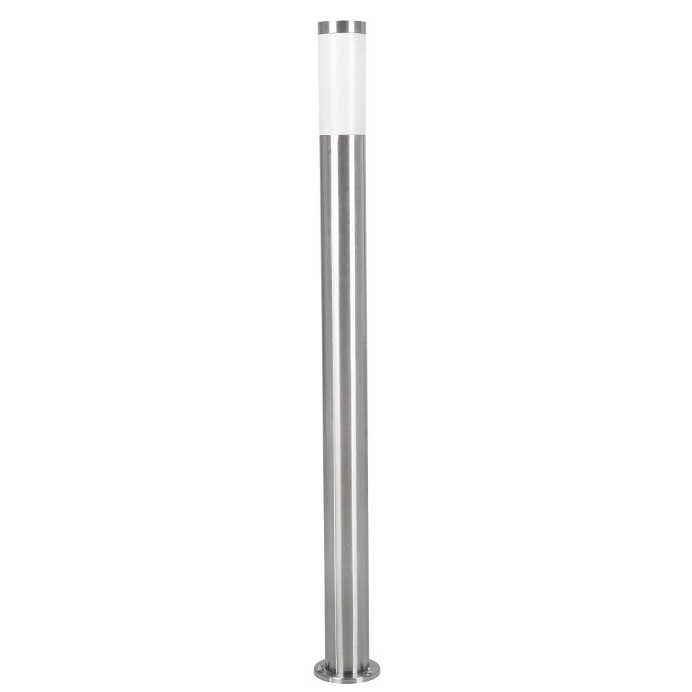 Eglo 81752 helsinki exterior post light in stainless steel helsinki exterior post light in stainless steel aloadofball Images