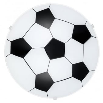 Junior Football Wall and Ceiling Childrens Light