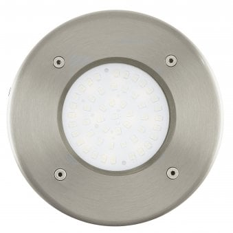 Lamedo Round IP65 LED Stainless Steel Recessed Ground Light