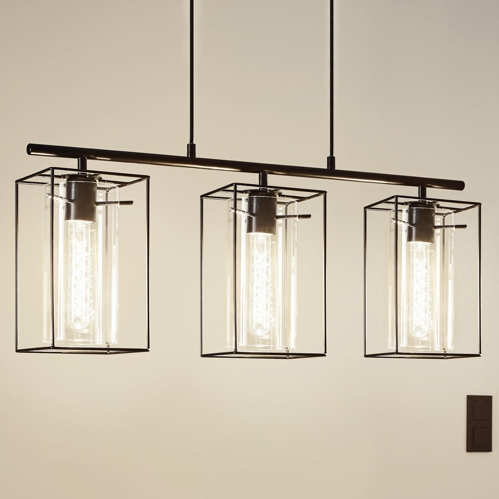 glass light products black pendant nordlux lampsy dee