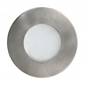 Margo IP65 Outdoor Recessed LED Ceiling Light in Stainless Steel