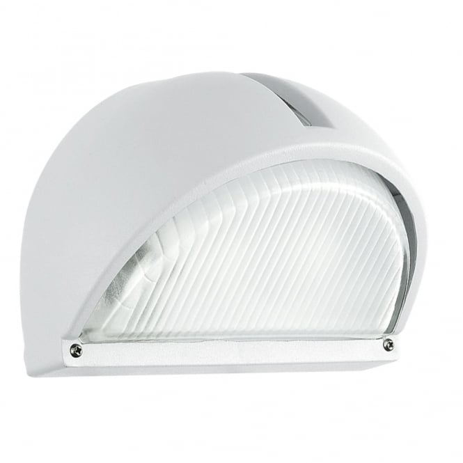 Eglo Onja Outdoor IP44 Wall Light in White