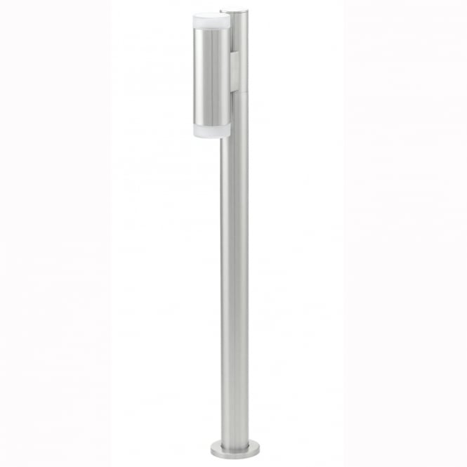 Eglo Riga LED Exterior Up and Down Floor Pedestal Light