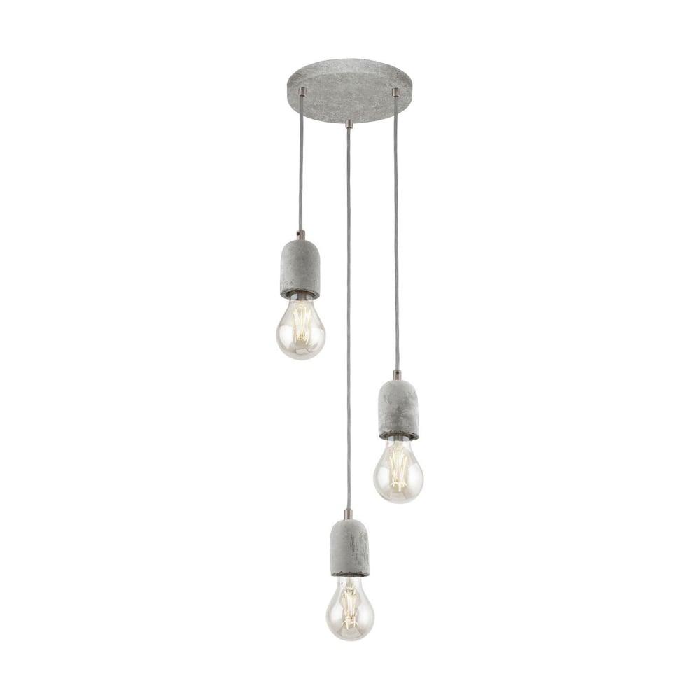 Concrete Pendant Light Kitchen