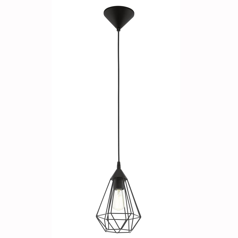 cage lighting. Tarbes Black Cage Breakfast Bar Pendant Light Lighting