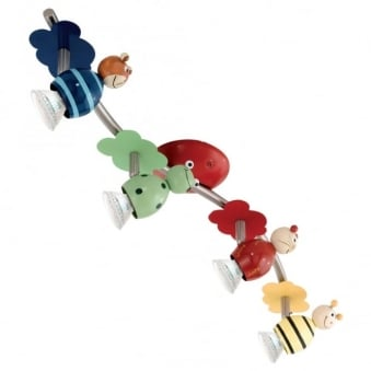 Taya 1 Animal LED Four Bar Children's Spotlight