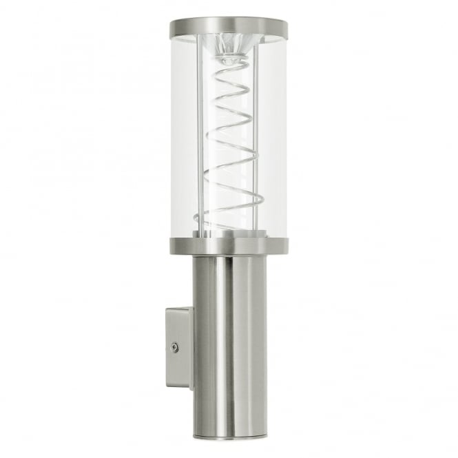 Eglo Trono 1 LED IP44 Exterior Up and Down Wall Light