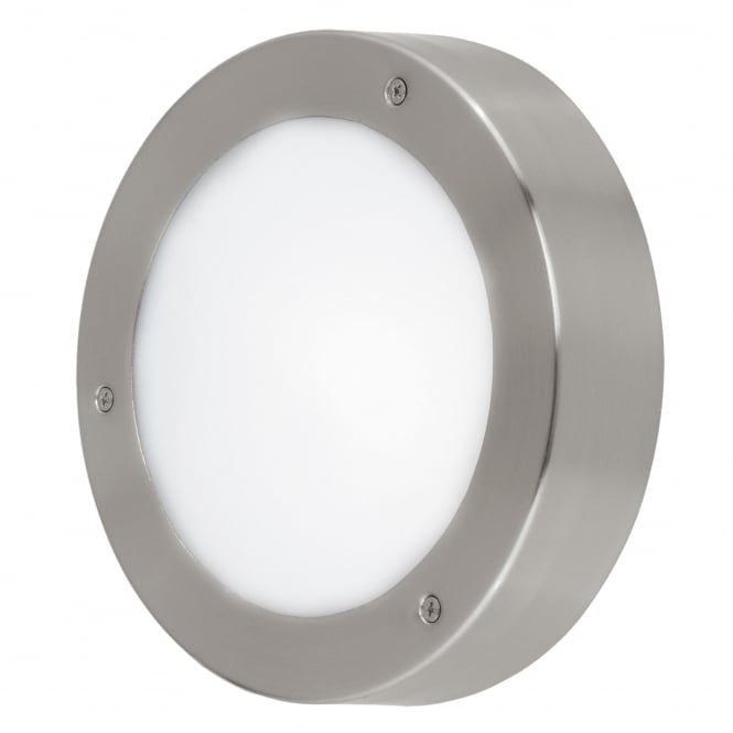 Eglo Vento 2 LED IP44 Outdoor Wall or Ceiling Light