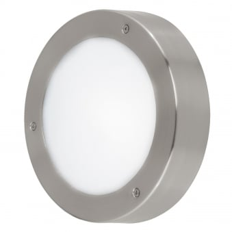 Vento 2 LED IP44 Outdoor Wall or Ceiling Light