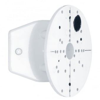 White Corner Mount - Bracket