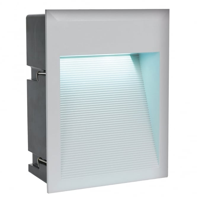 Eglo Zimba Exterior IP65 LED Recessed Wall Light