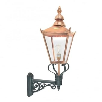 Chelsea CS1 Copper Exterior Wall Lantern