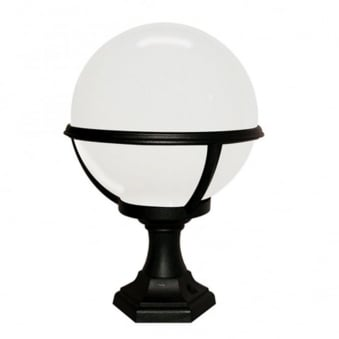 Elstead Glenbeigh Waterproof Pedestal Light