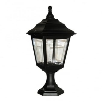 Elstead Kerry 4 Sided Outside Pedestal Light
