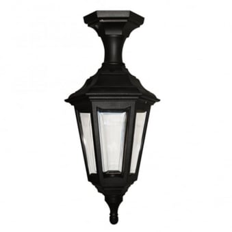 Elstead Kinsale 6 Sided Outdoor Porch Light