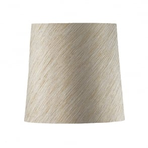 **EX-DISPLAY** Elstead 30cm Tapered Drum Shade in Celeste Shell