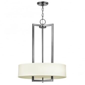 Hampton 3 Light Pendant Chandelier