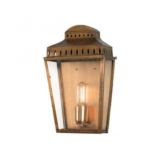 Elstead Lighting Mansion House Solid Brass Outdoor Lantern