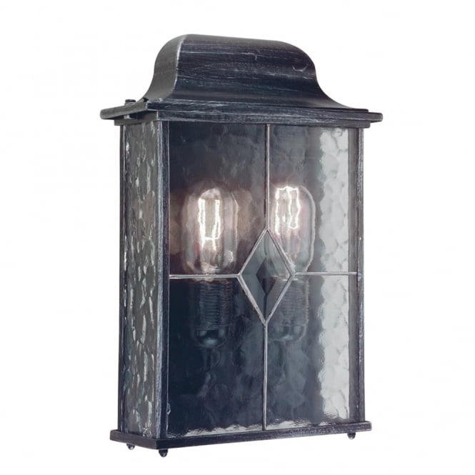 Elstead Lighting Wexford Outdoor Half Wall Lantern