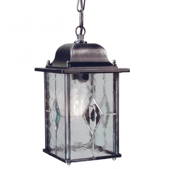 Elstead Lighting Wexford Outdoor Pendant Chain Lantern
