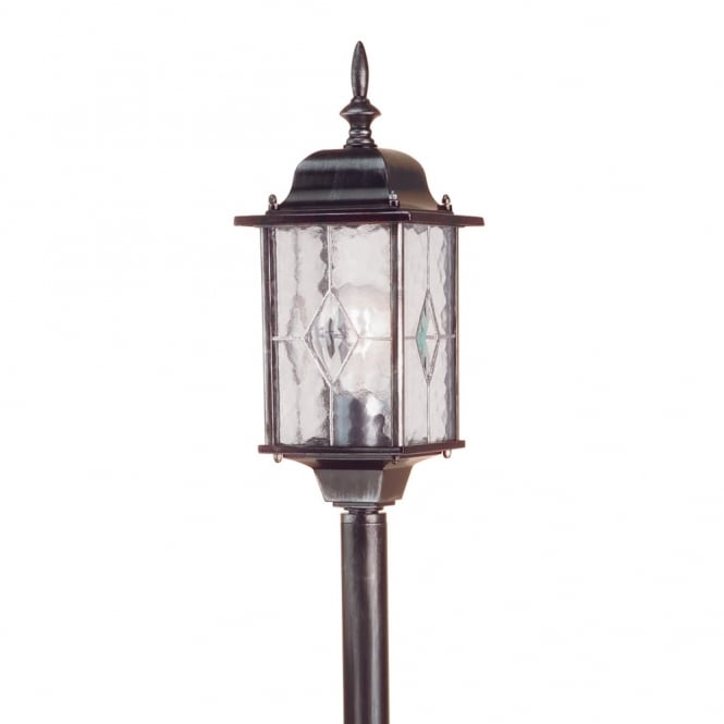 Elstead Lighting Wexford Outdoor Pillar Lantern