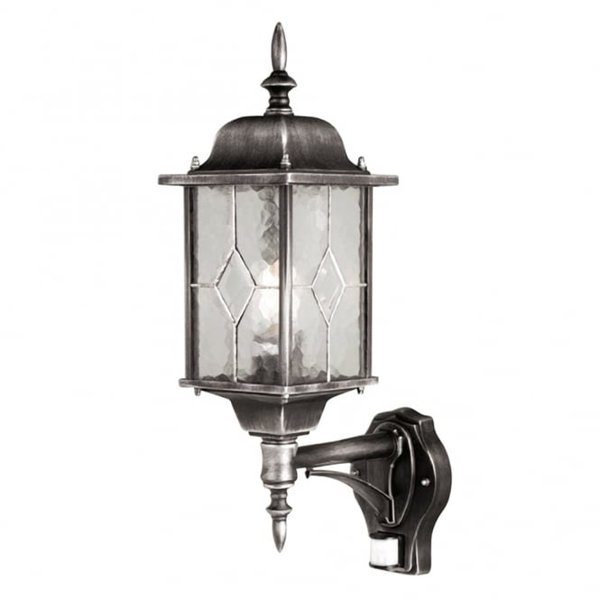 Elstead Lighting Wexford Outdoor PIR Wall Lantern