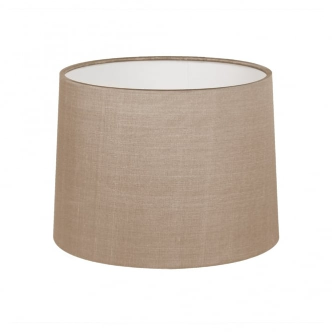 **EX-DISPLAY** Tapered 135 Drum Shade in Oyster