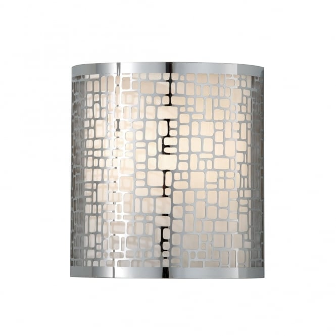 Feiss Joplin Wall Light in Chrome