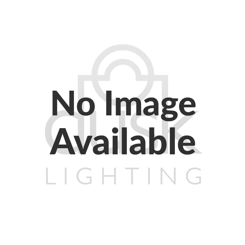 Lucia Flush Crystal Ceiling Light in Burnished Silver
