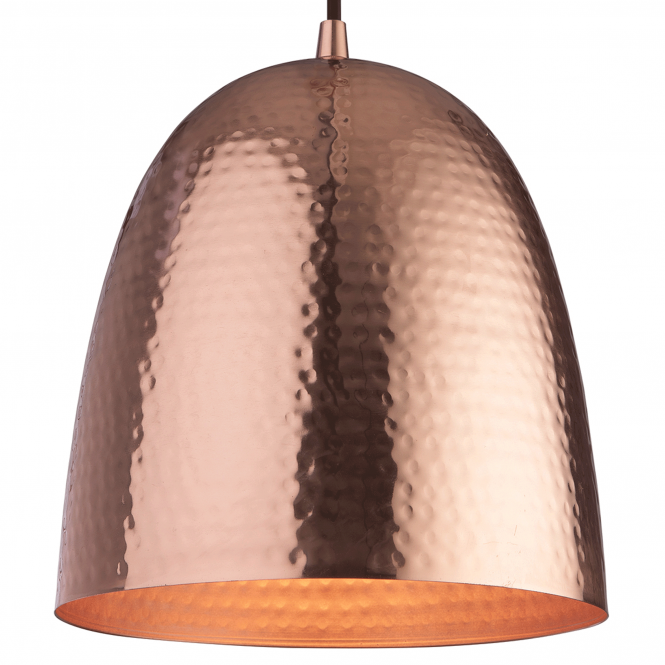 Firstlight Assam Copper and Matt Copper Inner Pendant Light