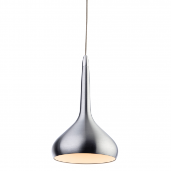 Bar LED Pendant in Aluminium