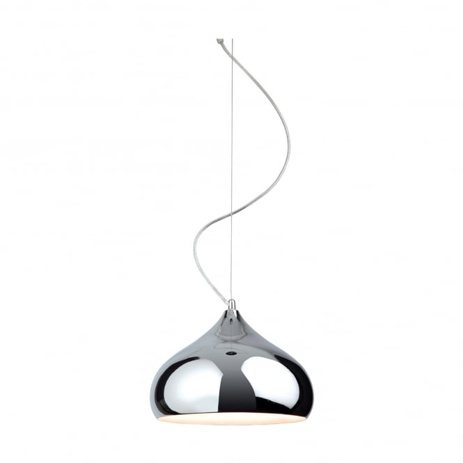 Firstlight Carla Pendant Light Finished in Chrome