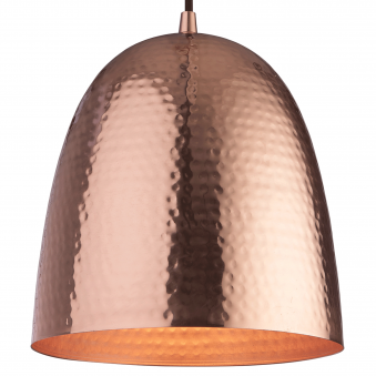 **EX-DISPLAY** Assam Copper and Matt Copper Inner Pendant Light