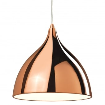**EX-DISPLAY** Cafe Pendant in Copper