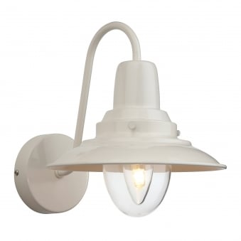 Fisherman Wall Light in Cream