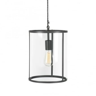 Cadogan Pendant Light in Charcoal