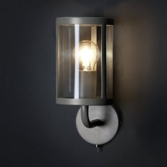 Cadogan Wall Light in Charcoal