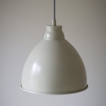 Harrow Pendant Light in Clay
