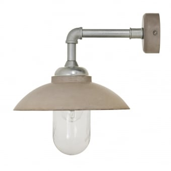 Southbank Canopy IP44 Outdoor Wall Light
