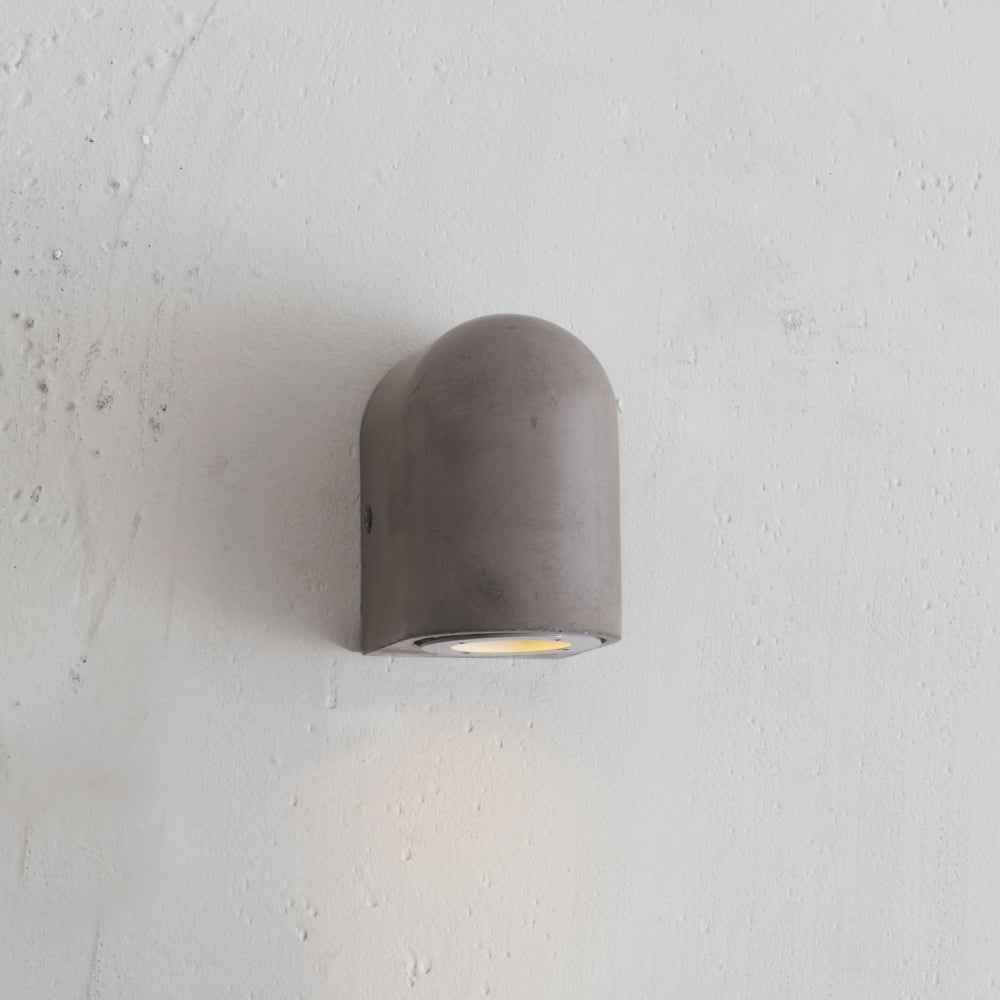 reputable site 0741a 478fb Southbank Outdoor Down Wall Light in Polymer Concrete