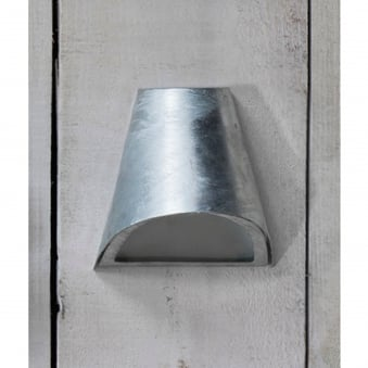 St Ives Hot Dipped Galvanised Funnel Light