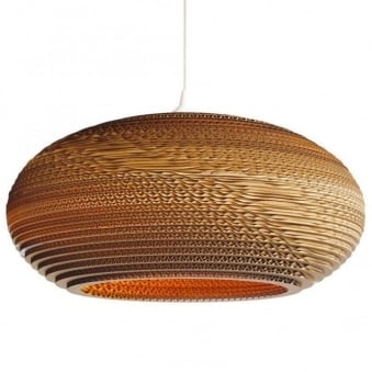 Designer Disc 16 Pendant Light