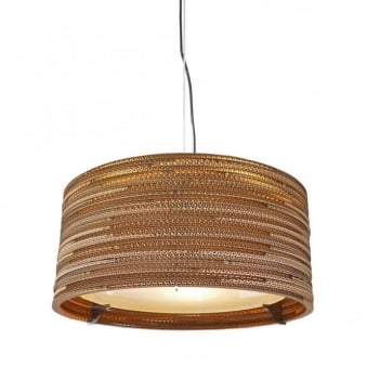 Designer Drum 18 Pendant Light