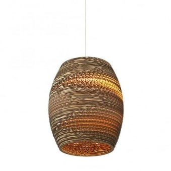 Designer Olive Pendant Light
