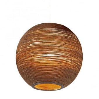Designer Sun Pendant Light