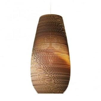 **EX-DISPLAY** Designer Drop 18 Pendant Light