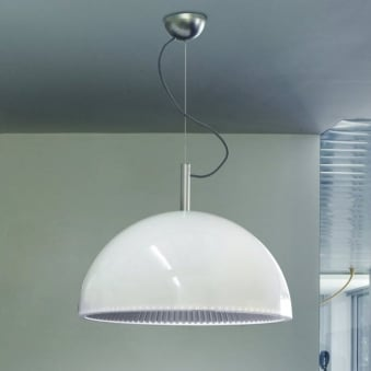 Grok Umbrella 60cm White Pendant Light