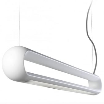 Siluet White Pendant Light